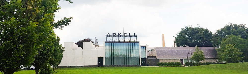 Front of the Arkell Museum Building