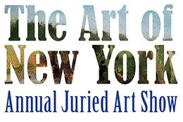 The Art of New York: Annual Juried Art Show logo